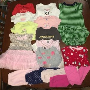 Other - 6-9 month baby essentials lot